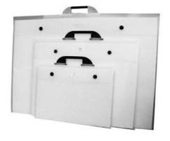 A1 Polypropylene Durable Art Folder-0