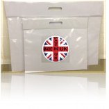 A1PUNCHED HANDLE ART FOLDER WHITE BORAD-0