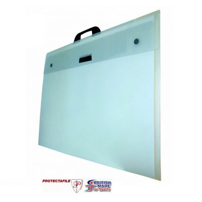 A2 Polypropylene Durable Art Folder-0