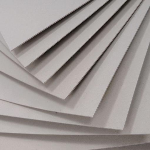 GREY BOARD & WHITE CARD