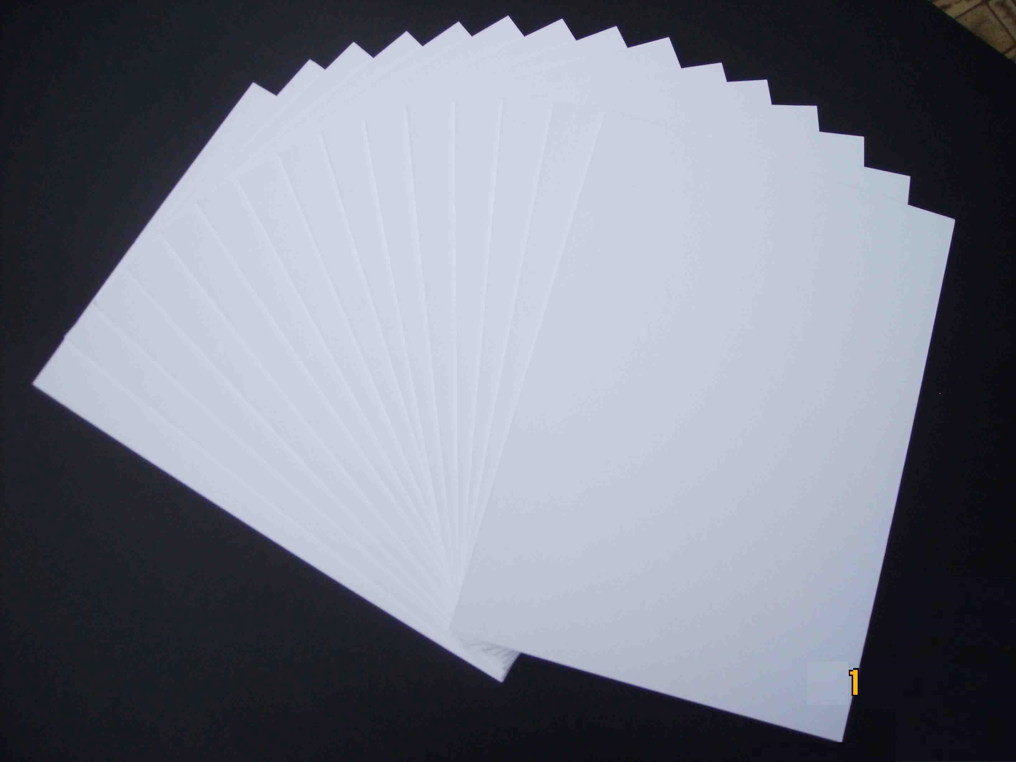 10 In A Pack A2 Double Side White Board 1500 Microns